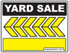 Sale Sign Left