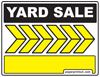 Sale Sign Right
